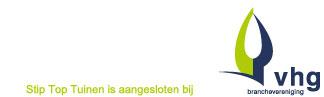 Stip Top Tuinen is aangesloten bij VHG (Branchevereniging)