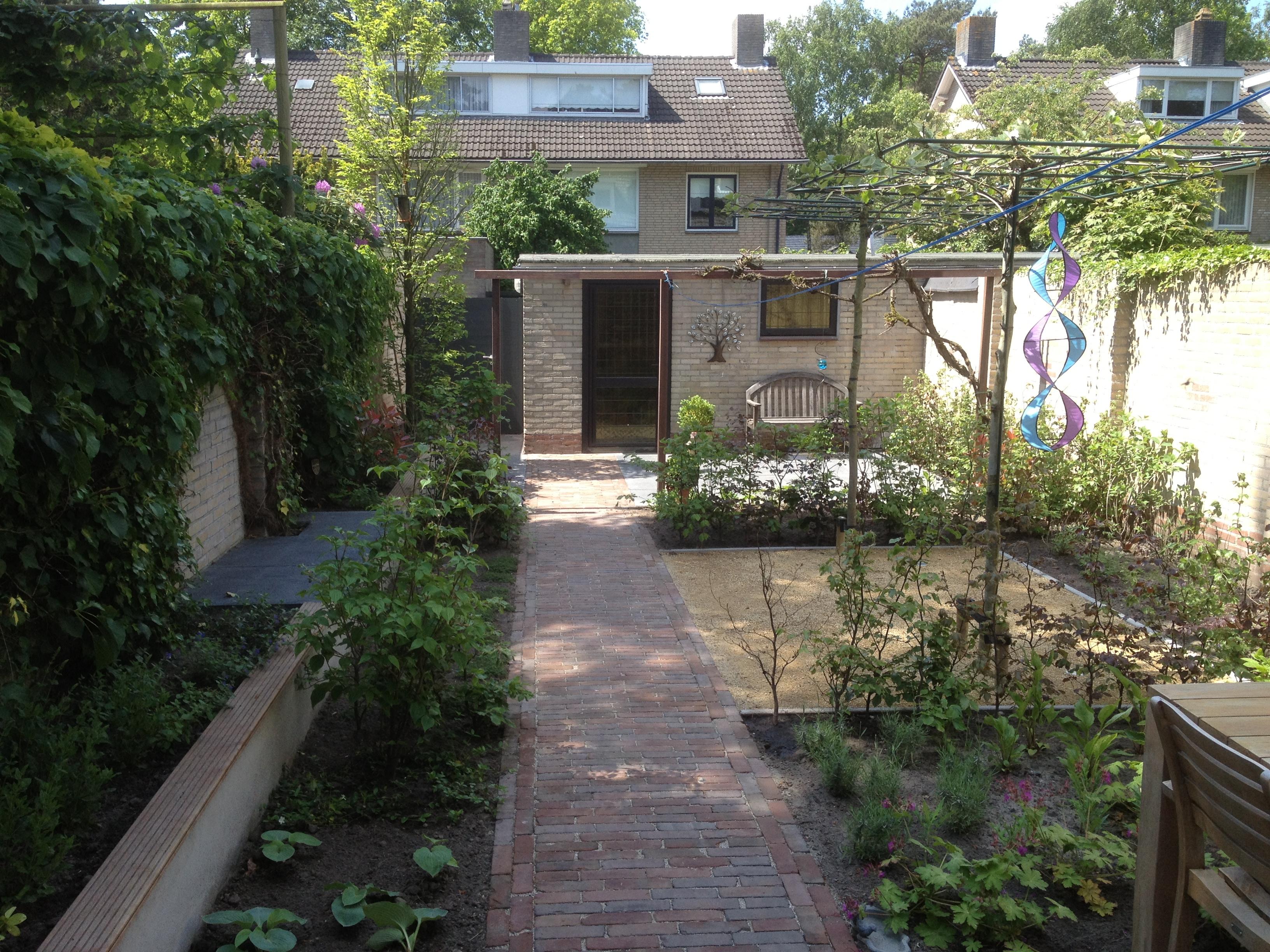 Tuinontwerp stiptop tuinen for Ontwerp tuin
